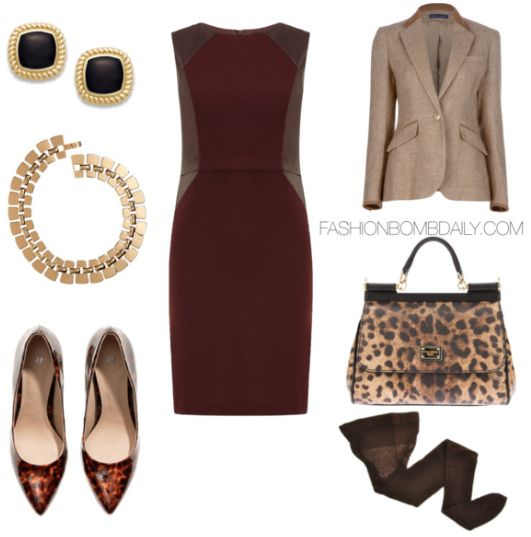 What to Wear for a Conservative Work Environment 1