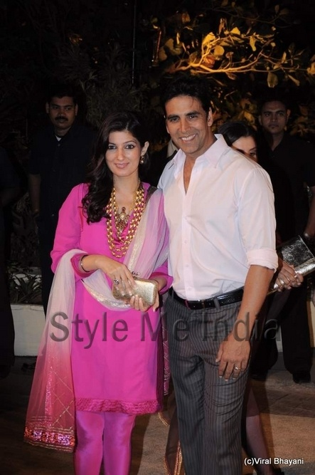 Akshay Kumar And Twinkle Khanna Expecting Their Second