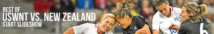 20160803 #Women CONGRATS to The US  women's national team may have started the transition to its next generation of stars, incorporating the likes of energetic 18-year-old Mallory Pugh into the squad.  The defending champion Americans began their pursuit of a fourth-straight gold medal on Wednesday with a 2-0 win over