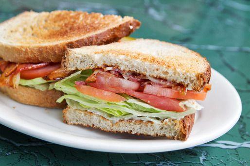 A Sandwich a Day: Olympic Restaurant, 115 Delancey St @ Essex