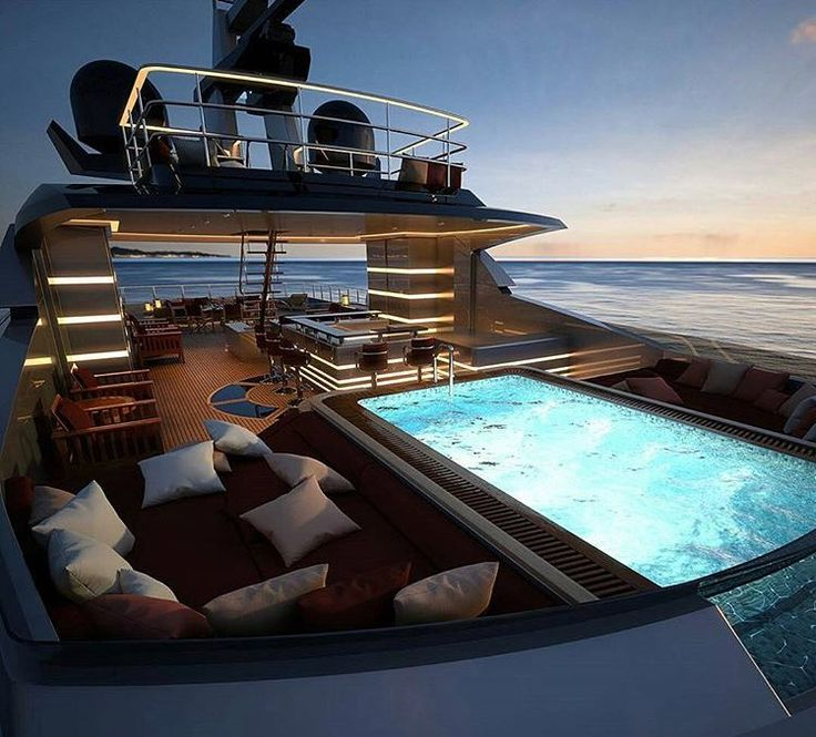 Luxury yachts to inspire you for the next holiday.