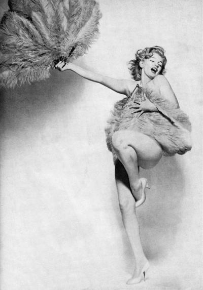 Marilyn por Richard Avedon, 1957
