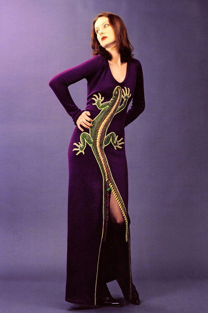 Alexander Seraphim's knitwear,  1999