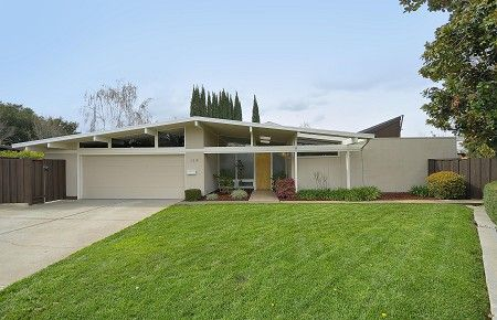 Seriously, it doesn't get more beautiful than an Eichler.