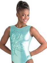 Aqua Tribe Gymnastics Leotard from GK Gymnastics