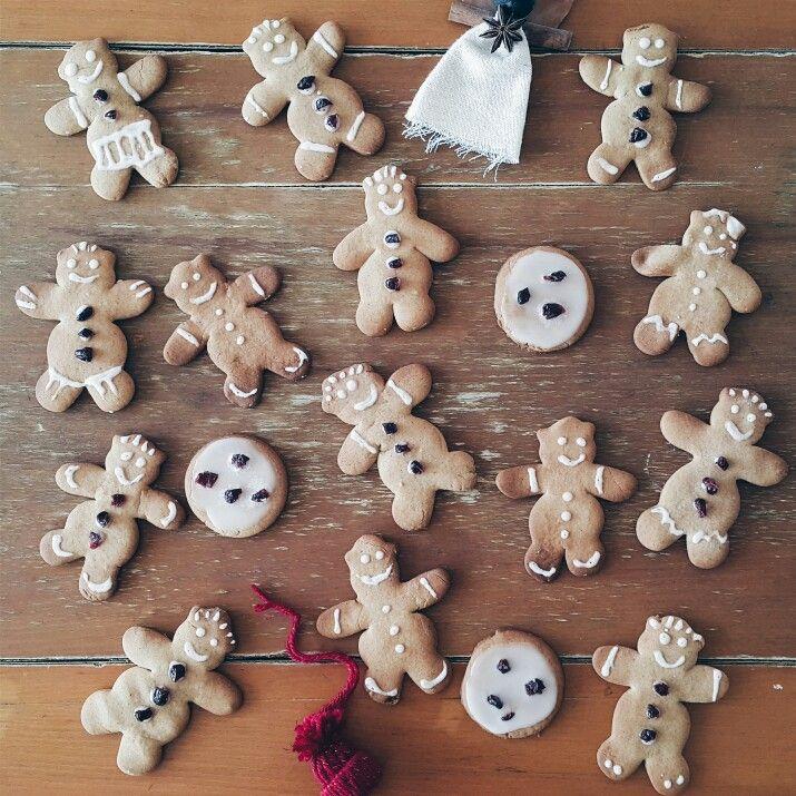 Little gingerbread men of Istanbul