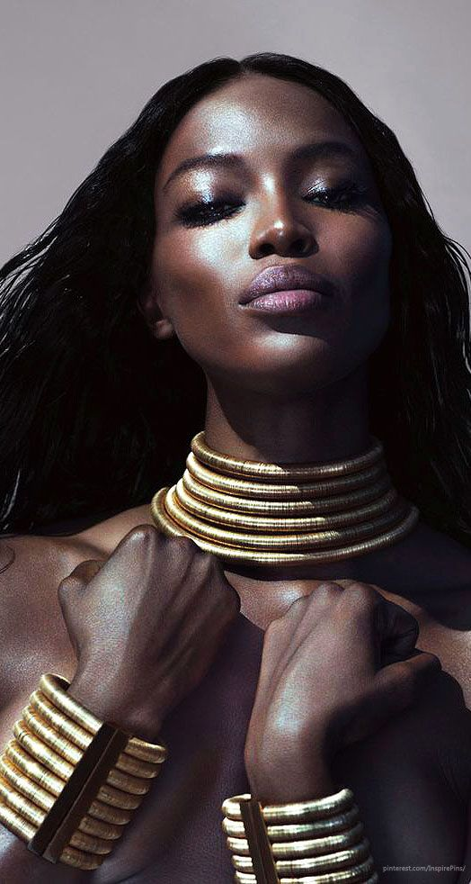 Naomi Campbell ~ Interview Magazine Cover September 2014 More