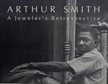 MCM pioneering jeweler, Art Smith--considered to be the greatest of them all.