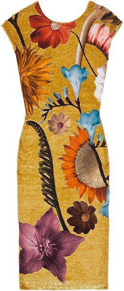 Missoni Floral Sequin Dress- <3 <3 !