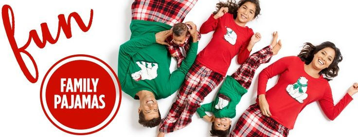 17 best images about holiday pajamas on pinterest tartan for Funny matching family christmas pajamas