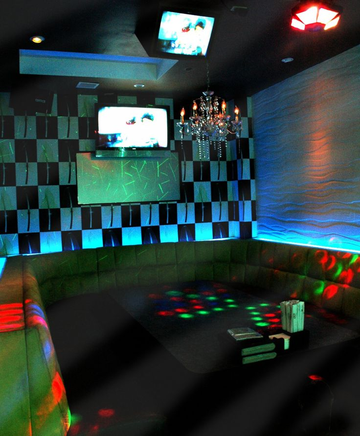 70 Best Karaoke Room Images On Pinterest