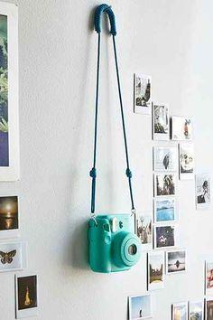Wish list; the next generation of Polaroids: Fujifilm Colored Mini 8 Instax Camera