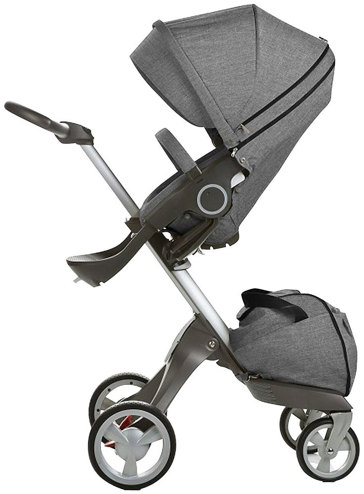 The new Stokke xplory Strollers from Baby-Direct. Ergonomically designed with height and angle adjustable, it is easily adjustable to fit the person pushing the stroller. Shop @ http://bit.ly/2pVO2fS  Stokke xplory Strollers available in different colors. #stokke #strollers #babydirect