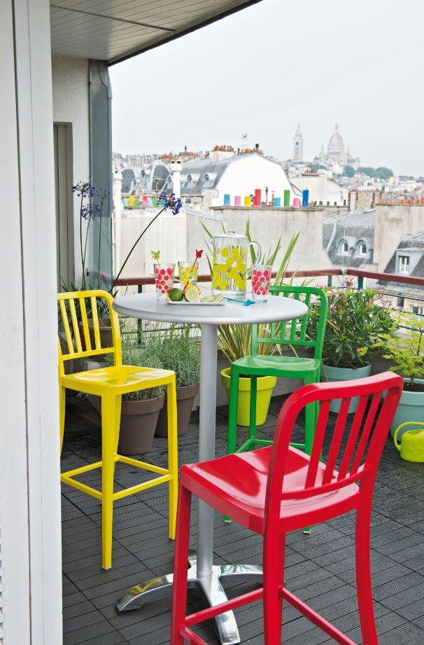 cheap habillez vos petits espaces with brise vue balcon truffaut. Black Bedroom Furniture Sets. Home Design Ideas