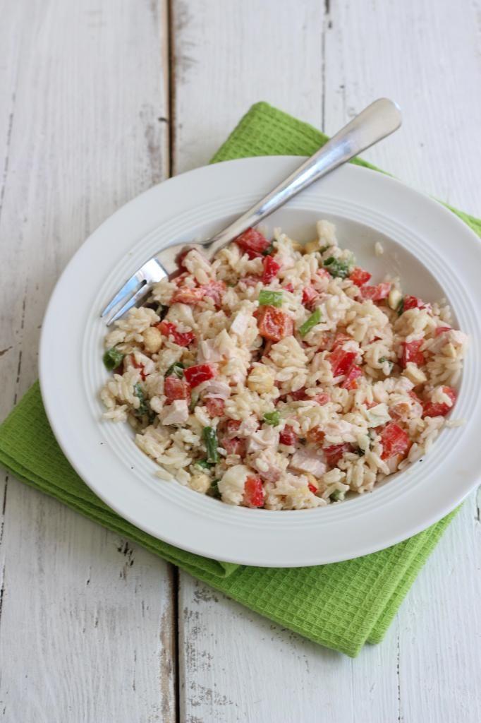 Zomerse rijstsalade (+filmpje) - Lekker en Simpel