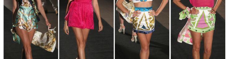 """Sfilata s/s 2014 collezione """"Siviglia"""". Il brand Carla Caroli nasce da una giovane stilista pugliese quando, nella primavera del 2013, dopo uno studio approfondito e ispirato dai colori di un'atmosfera mediterranea, decide di realizzare una collezione che racchiuda tutto il suo amore per la moda, l'arte e il ricamo.Carla Caroli crea pezzi unici esc..."""