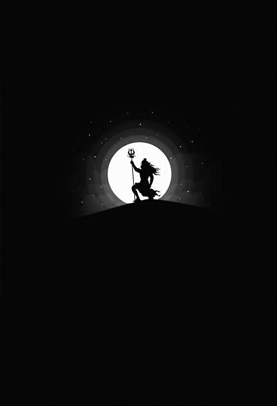 shiva moonlight