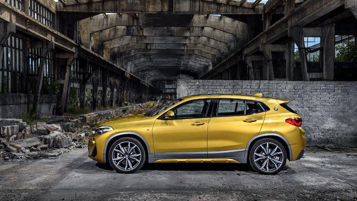 Das ist der neue BMW X2 - das SUV Coupe - und hier kommt auch gleich unsere Meinung dazu. http://autorevue.at/autowelt/bmw-x2-kommentar