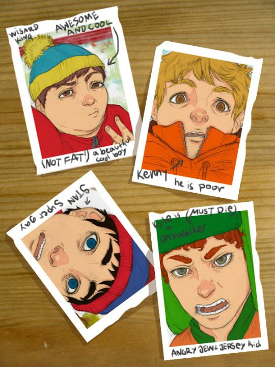 The Boys ~ head shots