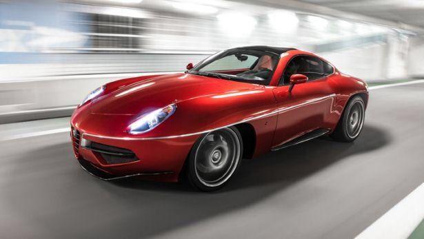 Alfa Romeo Touring Disco Volante