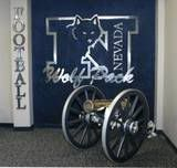 Fremont Cannon Nevada Wolf Pack