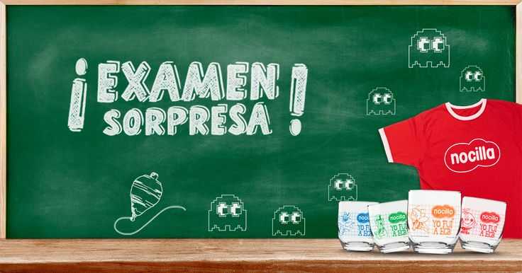 ¡Examen Sorpresa!