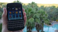 BlackBerry not ruling out oversized 'phablet' device launch A BlackBerry phablet handset could be on the horizon, with the manufacturer saying it is 'playing close attention' to the sector.