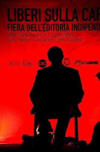 Andrea Maurizi a Liberi sulla Carta 2013
