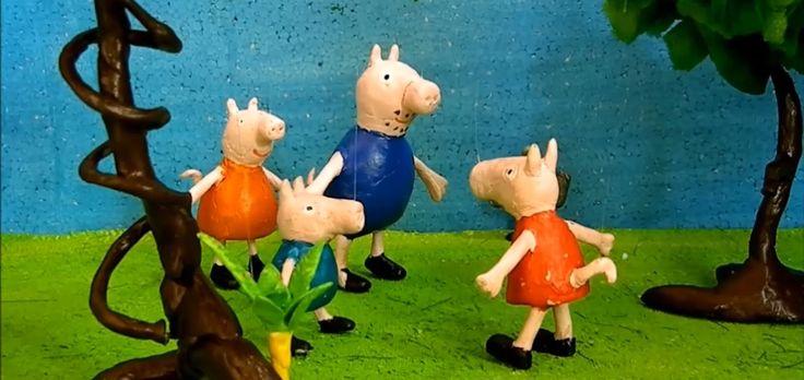 Peppa Pig Portugues - O Segredo da Peppa - Novo Episódio by unboxingsurp...