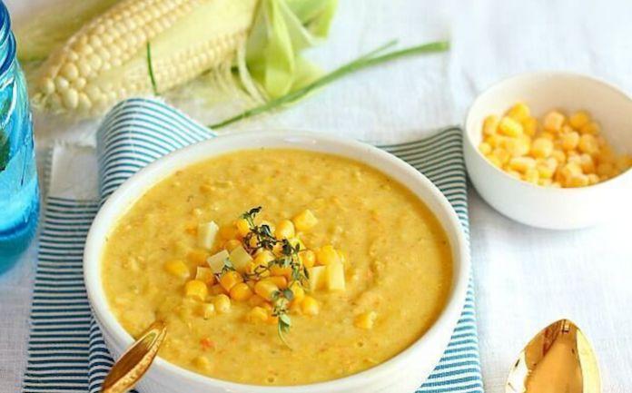 Вкуснейший кукурузный суп чаудер! Питаемся только Полезным и Натуральным! http://bigl1fe.ru/2017/09/11/vkusnejshij-kukuruznyj-sup-chauder-pitaemsya-tolko-poleznym-i-naturalnym/