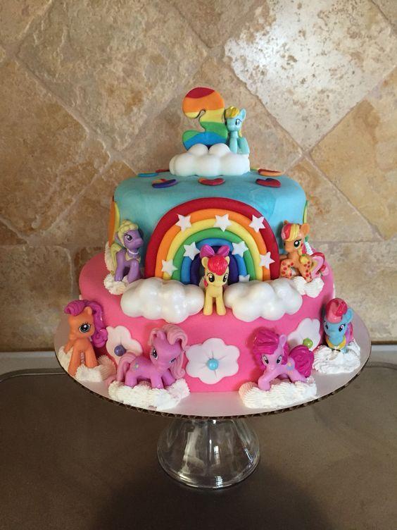 My Little Pony Cake: