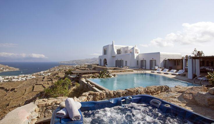 VILLA ATHANASIA, #Mykonos #Greece