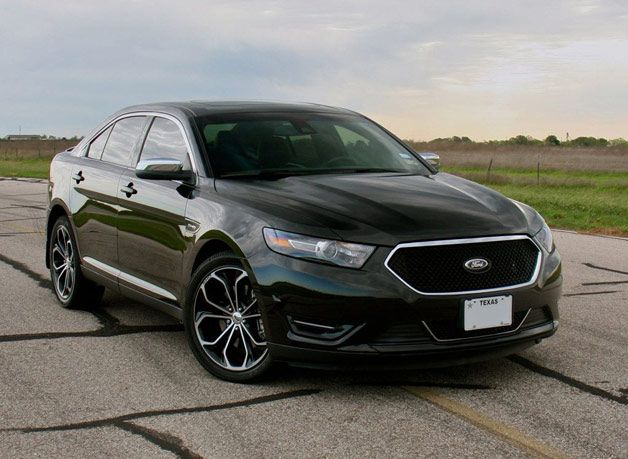 Hennessey unleashes 445-hp Ford Taurus SHO [w/video]