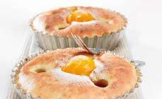 Recept gestoomde abrikozencake uit de AEG stoomoven