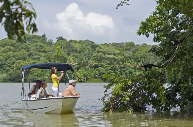 Gatun Lake Expedition Enjoy a panoramic tour along the world famous Panama Canal. Go to Gatun Lake, a major part of the Panama Canal, where you will see and learn about the fascinating tropical wildlife of the lake and the surrounding forest.Enjoy a panoramic tour along the world famous Panama Canal. Go into the Gatun Lake, a major part of the Panama Canal and which was considered the largest artificial lake in the world. See and learn about the fascinating tropical wildlife o...
