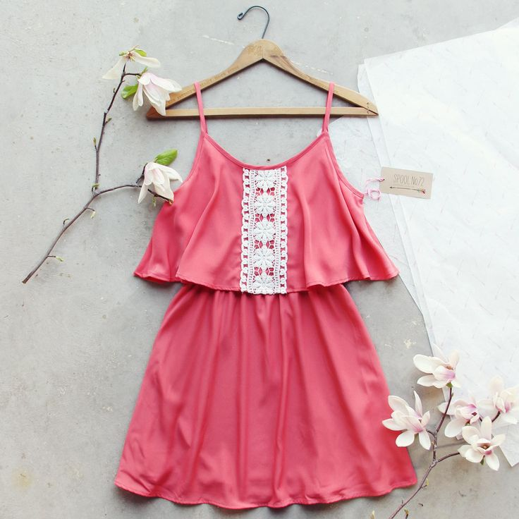 Desert Magnolia Dress: Alternate View #1