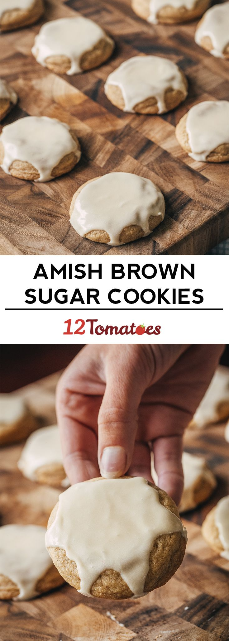 Amish brown sugar cookies