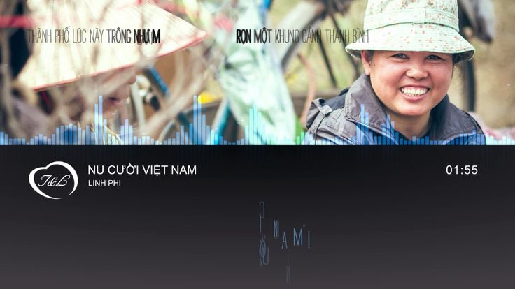 [ Musicwave ] Nụ cười Việt Nam - Linh Phi | Aegisub Karaoke Effect