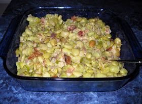 Bake it. Create it. Love it.: Lima Beans with Monterey Jack & Bacon ...