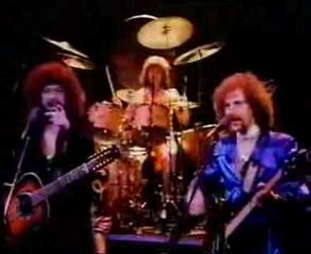Electric Light Orchestra Turn to stone.