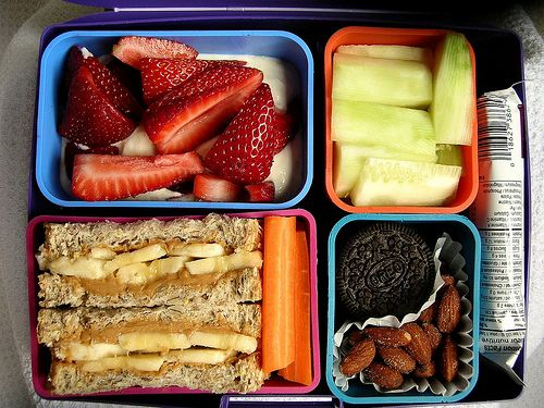 Why can't I be this good at packing my Laptop Lunch?
