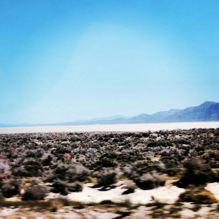 """Black Rock Desert in Nevada - If you use your imagination it kind of resembles Kristoff's troll family from """"Frozen""""."""
