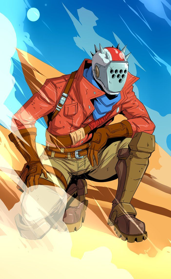 Rustlord By Treybarksart In 2019 Gaming Wallpapers Video