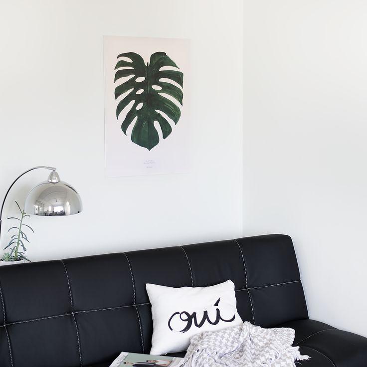 Brightening up my space with my new By Garmi print (www.bygarmi.com)   Kirsty Dawn x