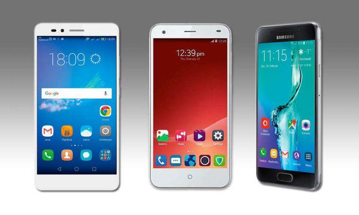 Top 10: Die besten Smartphones bis 200 Euro - connect