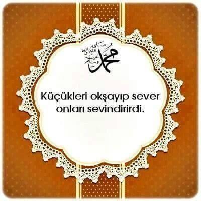 Hz. Muhammed ( S.A.V )