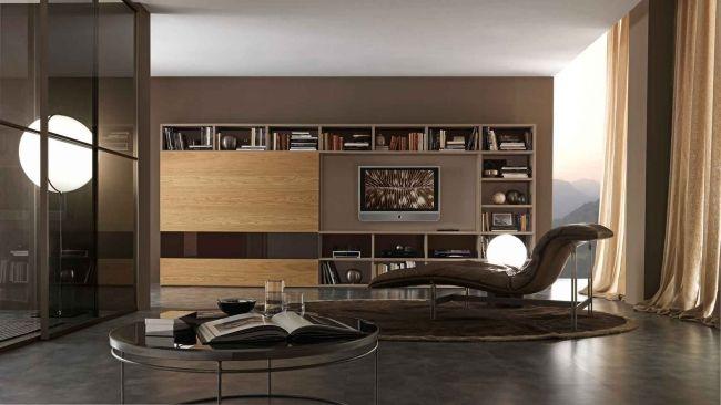 Bücherregal Systeme von Presotto Italia – ein Highlight im ...