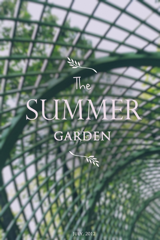 Where-To-Go: The Summer Garden: Saint Petersburg