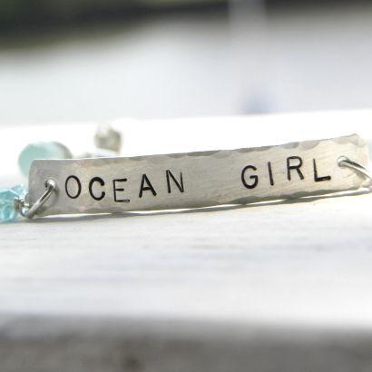 Ocean girl bracelet THIS IS SOOO ME!!!<3333 NEEEDDDDDDD!!!!!!<3333333