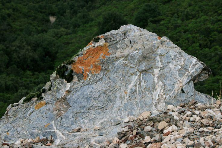 Felsen im Supramonte di Baunei